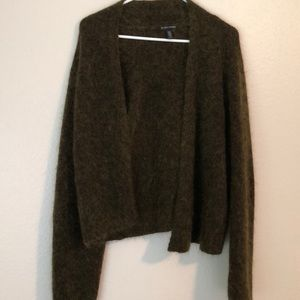 Eileen Fisher Sweaters - Wool cardigan